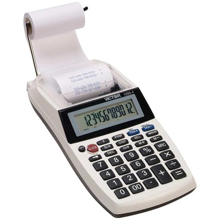 Calculatrice à imprimante 1205-4