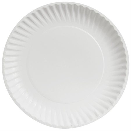 Assiette de papier Bare™ Eco-Forward™