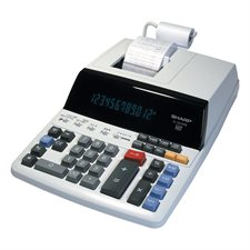 Calculatrice à imprimante EL-2615PIII
