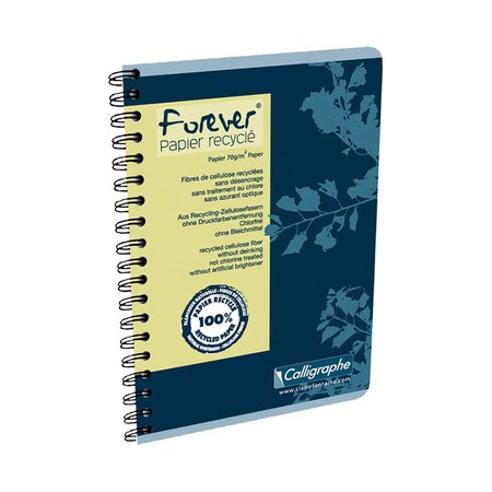 Cahier reliure intégrale Forever