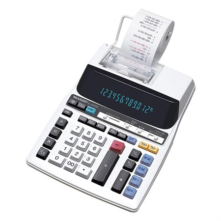 Calculatrice à imprimante EL-2201RII