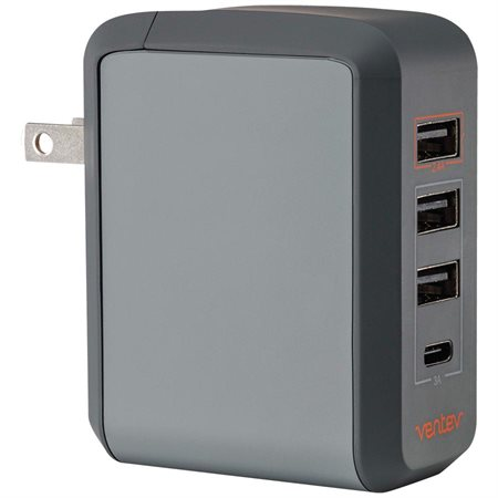 Chargeur mural USB wallport r430