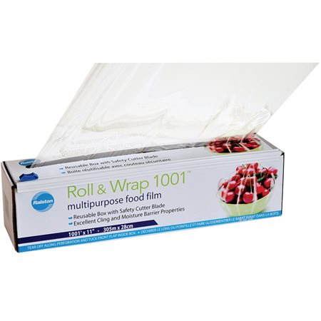 Film alimentaire Roll & Wrap 1001 ™