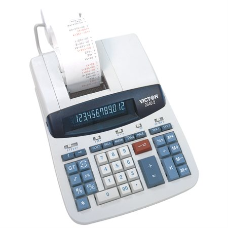 Calculatrice à imprimante 2640-2