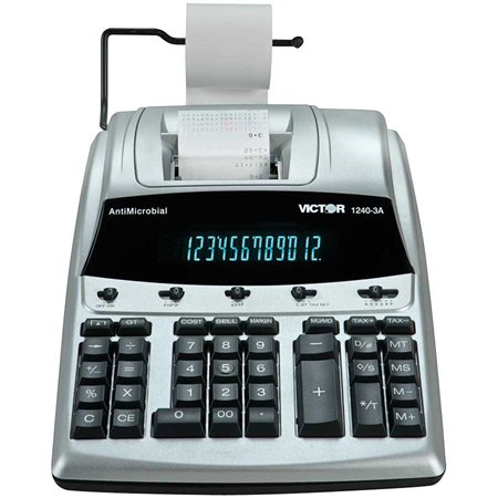 Calculatrice à imprimante 1240-3A